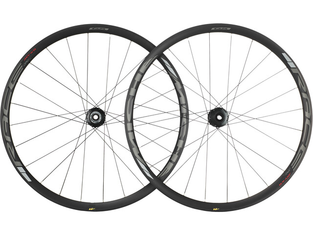 "Miche Race AXY-WP DX Kit de roues 28"" Alu Endurance/Training Wire Disc, black"